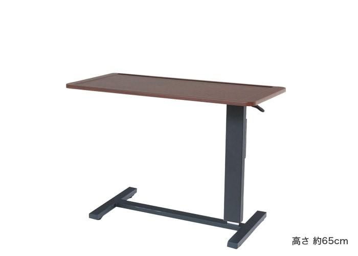 キャスター付き昇降テーブル