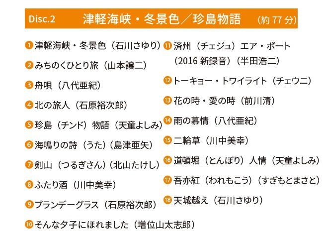 特撰歌謡曲 にっぽんの歌祭りCD6枚組