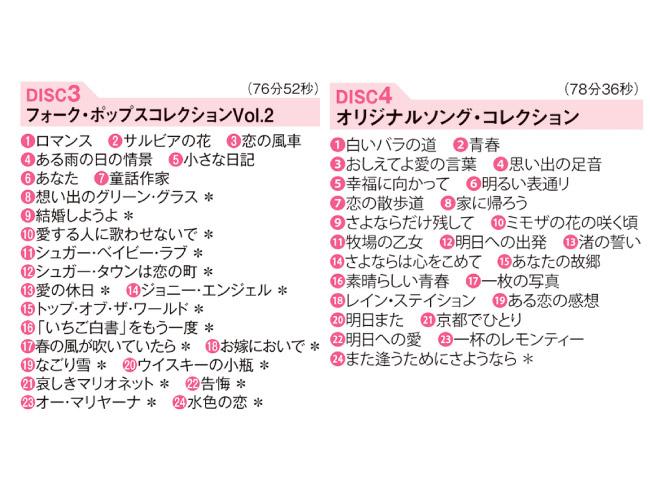 私は歌手 天地真理CD5枚組+DVD1枚