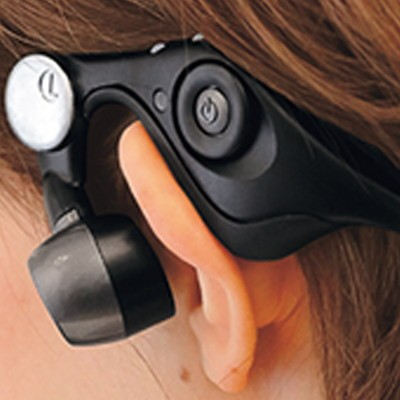 ワイヤレス耳もとテレビスピーカー