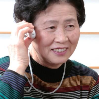 携帯助聴器ミミトモ