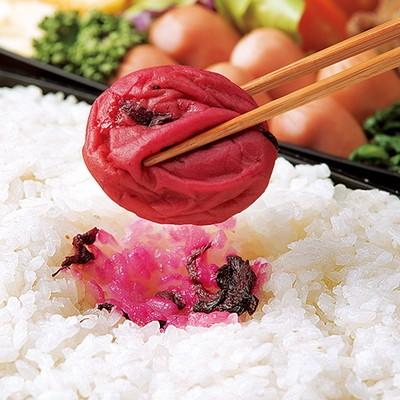 日本の味!昔なつかしい梅干