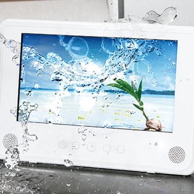 TVが楽しめる防水ワンセグDVDプレーヤー
