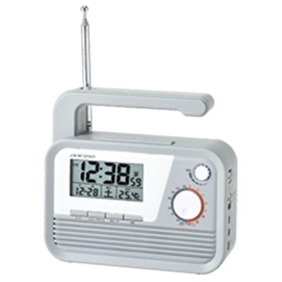 FM補完放送対応防災ラジオ