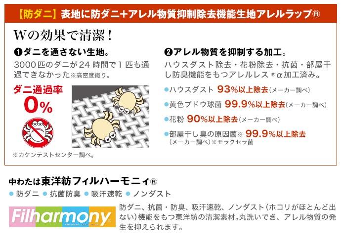 3MTMシンサレートTM高機能中綿素材使用敷きパッド