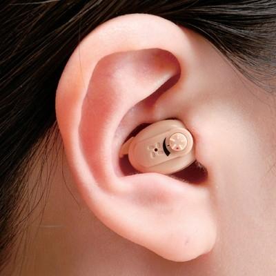 <ニコン・エシロール>補聴器イヤファッション