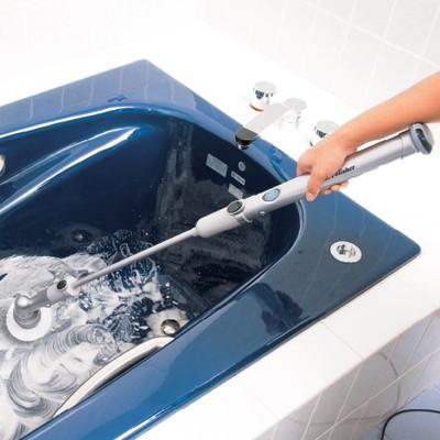 充電式お風呂回転ブラシセット