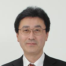 青栁幸利(あおやぎゆきとし)博士の写真