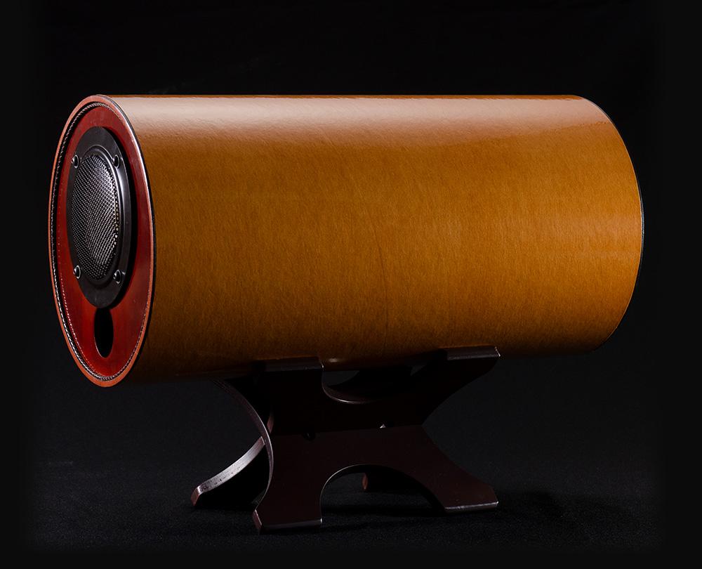 波動スピーカーの写真
