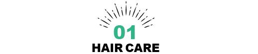 01 haircare
